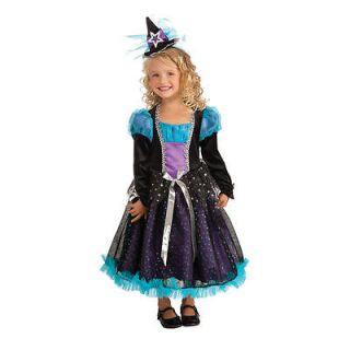 star bright witch halloween costume child size medium