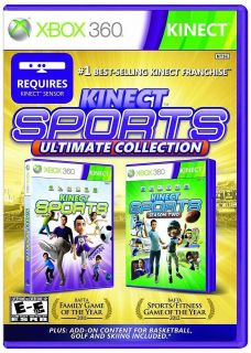 Newly listed Kinect Sports Ultimate Collection (Xbox 360, 2012)