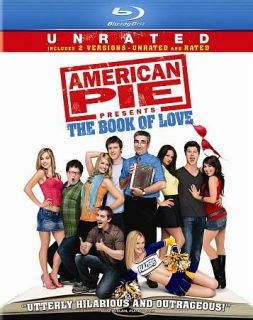 American Pie Presents The Book of Love Blu ray Disc, 2009, Rated