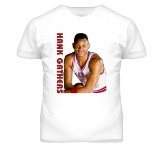 hank gathers basketball t shirt more options t shirt size