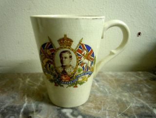 king edward viii coronation mug 12 may 1937 british royalty