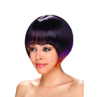 WENDY BY FREETRESS EQUAL SYNTHETIC HAIR WIG SHORT STRAIGHT STYLE