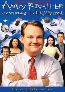 Andy Richter Controls the Universe   The Complete Series DVD, 2009, 3