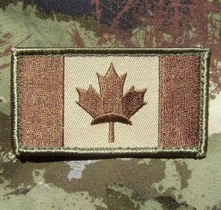 CANADA FLAG CANADIAN MILITARY ARMY TACTICAL MILSPEC COMBAT MULTICAM