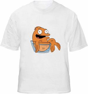american dad t shirt klaus the alien fish tee more
