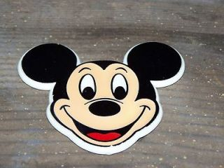 vintage walt disney mickey mouse mirror by monogram time left