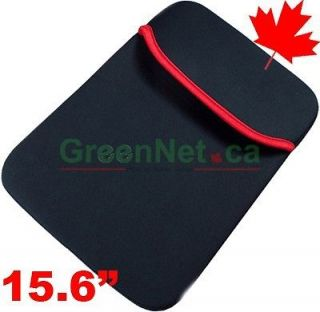 Netbook Sleeve Case Soft Cover Carry Bag For 15~15.6 Laptop Notebook