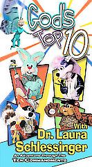 Gods Top 10 with Dr. Laura Schlessinger VHS, 2002