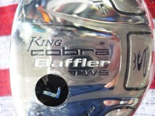 King Cobra Baffler TWS Ladies Left Hand 5R 29 5 Hybrid New With Head