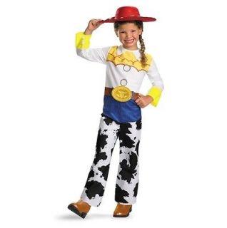 disney toy story jessie girls classic costume 5480