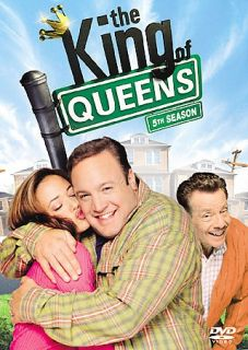 The King of Queens   Season 5 DVD, 2006, 3 Disc Set