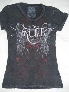 truth soul armor womens shirt tee v neck gun smoke