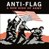 New Kind of Army PA by Anti Flag CD, Mar 1999, Go Kart Records
