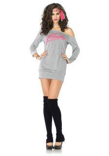Sexy Leg Avenue Flashdance 80s Halloween Costume Womens Fancy Dress