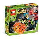 lego power miners set 8956 stone chopper new $ 39 99  or