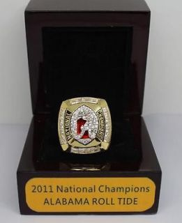 national championship ring in Fan Apparel & Souvenirs