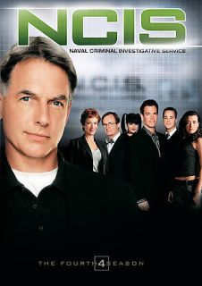 NCIS   The Complete Fourth Season DVD, 2007, Checkpoint