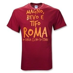 roma forever t shirt nwot size medium on sale
