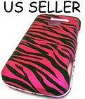 NEW LG Optimus Q L55c Straight Talk HARD Case Skin Phone Cover Pink