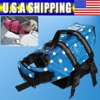 Dog Life Jacket Vest Designer 2 Outward Hound Pet Saver Safety