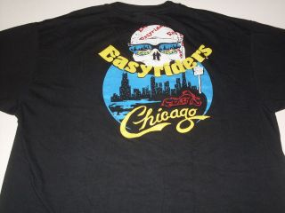 1996 EASY RIDER CHICAGO EARLY RIDERS MOTORCYCLE TEE SHIRT SIZE XL*