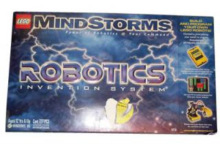 Lego Mindstorms 1.0. Robotics Invention System 9719