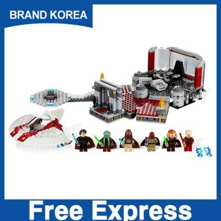 Brand Korea Lego Star Wars 9526 Palpatines Arrest Mace Windu Saesee