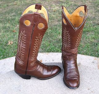 tony lama tall cowgirl western boots ladies 6 b expedited