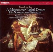Mendelssohn A Midsummer Nights Dream by Arleen Augér CD, Apr 1984