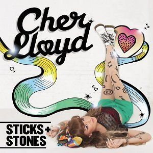cher lloyd sticks stones cd album new from united kingdom