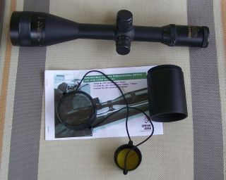 Springfield Armory 4 14x56mm Rifle Scope Lighted Reticle *Mil Dot*
