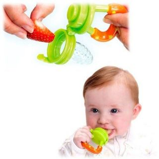 Clevamama ClevaFeed Baby Fresh Food Safe Feeder Baby Weaning New