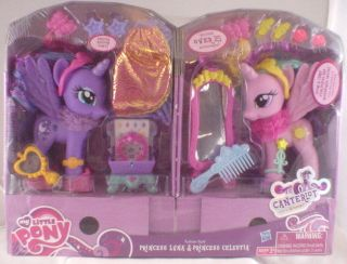 Target Mobile Site My Little Pony Princess Celestia Princess Luna