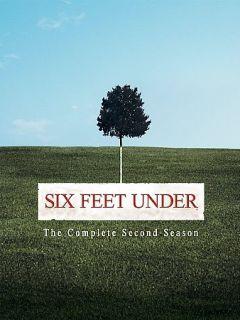 Six Feet Under   The Complete Second Season DVD, 2004, 5 Disc Set