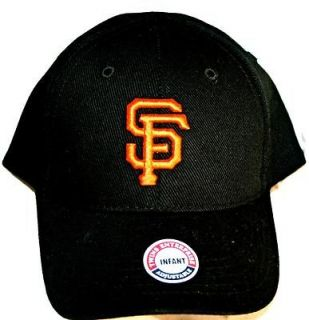 official san francisco giants infant baby baseball cap