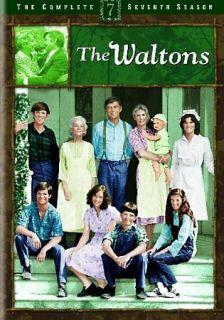 The Waltons   The Complete Seventh Season DVD, 2012, 5 Disc Set