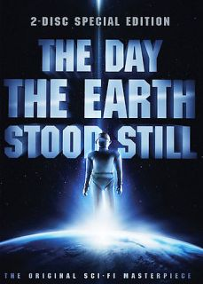 The Day the Earth Stood Still DVD, 2008, 2 Disc Set, Checkpoint
