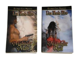 Midnight Man by Lisa Marie Rice 2005, Hardcover