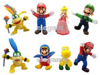 Nintendo Super Mario Brothers Luigi Princess Penguin Koopaling 8