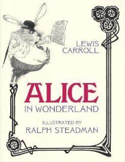 Adventures in Wonderland by Lewis Carroll 2010, Paperback
