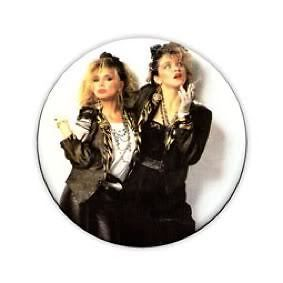 Desperately Seeking Susan 1.5 Pin Button Badge (Madonna Eighties