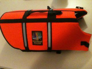 Hound Pet Saver Dog Lifejacket M Medium Flotation Device Travel Gear