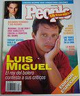 Espanol Spanish Edition Luis Miguel, Madonna April 1998 111212R