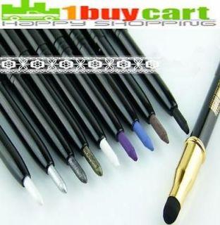 Colors Cosmetic Eyeshadow Pen Lip Eye Liner Makeup Eyeliner Pencil bkv