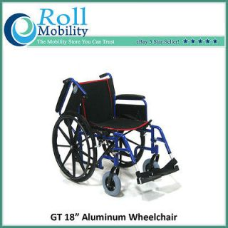 Newly listed Roll GT Aluminum Wheelchair Quick Release Wheels 18 Seat