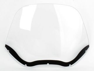 18 CLEAR WINDSHIELD HARLEY TOURING ROAD GLIDE FLTR 2004 THRU 2011