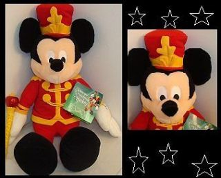 DISNEYS MACYS MICKEY MOUSE PLUSH DOLL 2 FT TALL STUFFED ANIMAL