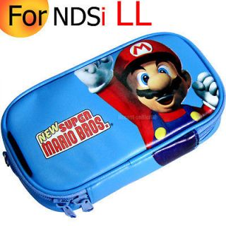 Newly listed Mario Game Case Bag Pouch For Nintendo NDS Dsi LL XL