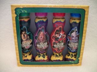 Bingo Daubers Markers Wizard Of Oz Set Of 4 In Gift Box NEW  Worldwide