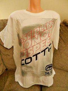 New Mens MMA Mark Ecko Unltd Grey Miguel Cotto Illusion T Shirt L
